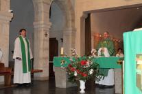Accueil du fr. François