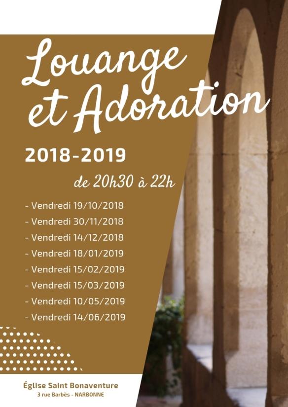 Louange et Adoration